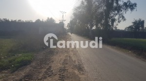 19 Kanal Farm House Plot For Sale Main Karbath Road