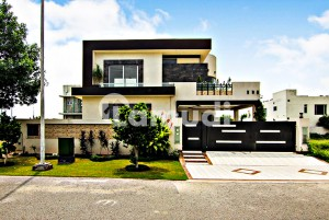 Near Park Prime Location Most Beautiful Design Brand New Bungalow For Sale