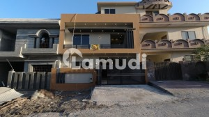 6 Marla Brand New 3 Storey House Is Available For Sale In Hill View Block Pakistan Town Phase 1 Islamabad