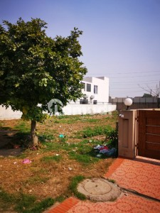 25 Marla Top Location Plot For Sale In Dha Phase 4 Block HH