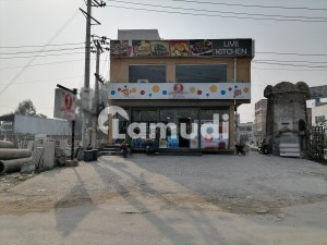 Ferozepur Road Building Sized 5.5 Marla Is Available