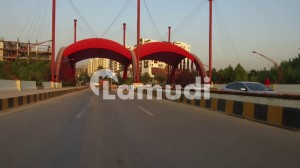 Spacious 10 Marla Residential Plot Available For Sale In Gulberg