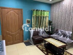 Furnished Apartment For Rent In H3 Block Near Expo Centre Johar Town Lahore
