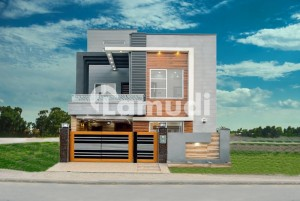5 Marla Modern Category Lavish House In Bahria Town Lahore