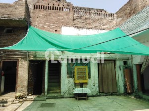 Centrally Located House In Main Bazar Road Is Available For Sale
