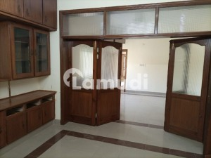 Upper Portion Of 4500  Square Feet For Rent In F-11