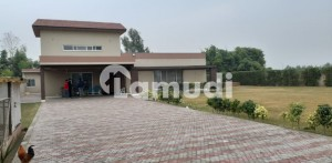 Farm House for Sale 4 Kanal Fully Furnished