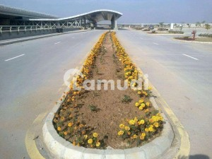 5 Marla Commercial Plot Available In Pechs Near Mumtaz City New Airport Islamabad