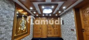 Brand New 5 Marla Luxury House For Sale In Bahria Town  Sector D