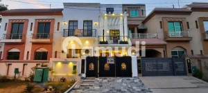 Spanish Brand New 5 Marla Luxury House For Sale In Bahria Town  Sector D