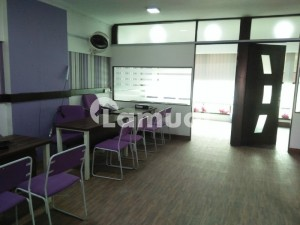 Fully Furnished Office Prime Location