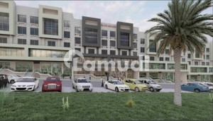 550 Sq Ft Commercial Shop For Sale On Installments In Bahria Enclave Islamabad