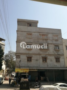 Ground + 4 Commercial Building For Sale