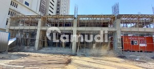 Chance Deal Apartment In Under Construction Project On M.A Jinnah Road Near OMI Hospital And IBA