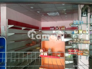 Ground Floor Shop With Outdoor Sitting Is For Rent In F-8