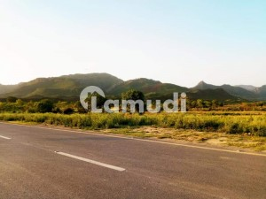 10 Marla Residential Plot Available For Sale In Sector D12 Islamabad
