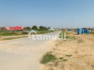 1 kanal Ideal Plot For Sale M Extension In DHA Ph 5