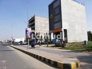 8 Marla Commercial Plot No Q 108 Is Available For Sale In Ex Air Avenue DHA Phase 8 Block Q