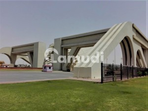 500 Sq yards plot for sale on prime location of Bahria Town Karachi