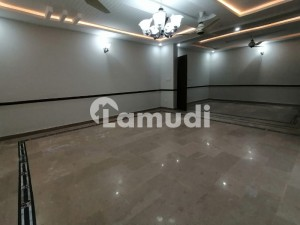 Brand New 1 Kanal Ground Portion For Rent