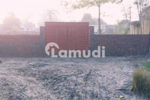 22 Marla Plot For Sale On Main Gt Road Wazirabad