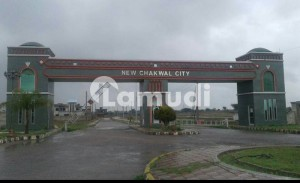 4500  Square Feet Residential Plot Is Available For Sale In New Chakwal City