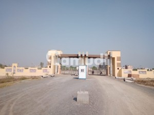 Faisalabad Road Residential Plot For Sale Sized 6 Marla
