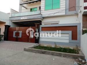 7 Marla House In Farid Town For Sale At Good Location