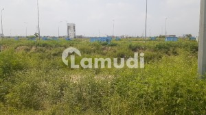 4 Marla Outclass Corner Commercial Plot for Sale in Phase 8, CCA 2, DHA