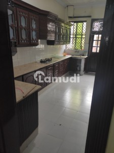 Upper Portion With Servant Quarter Is Available For Rent At Ideal Location