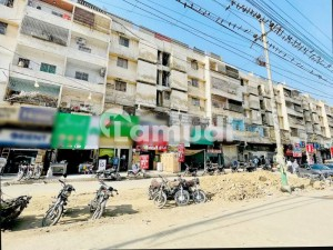 Main Road Shop With Mezzanine Floor Near Baluchistan Sajji & Perfume Chowk Ideal Location
