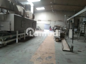 7.5 Kanal Factory For Sale