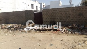 Residential Plot Is Available For Sale In Gulistan E Jauher Block 14