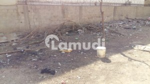 Residential Plot Is Available For Sale In Gulistan E Jauher Block 15