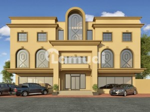 Semi Commercial Property With 18 Apartments For Sale