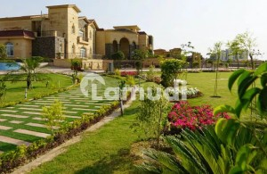 4 Kanal Farmhouse land is available for sale in Gulberg Greens Block E, Isb.
