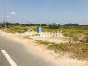 ALL PAID Kanal Residential Plot No 1258 For Sale In Phase 9 Prism DHA