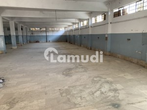 Factory For Rent 24000 Sq Feet Covered