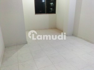 Excellent Size New 2 Bed D/D Flat Available For Rent In Sanober Twin Towers Near Safoora Chowrangi
