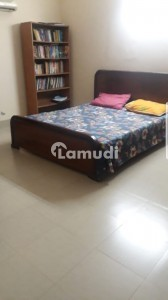 Beautiful Furnished Room Is Available For Rent In Model Town Ext