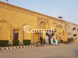 5 Marla plot on easy installment in Lake City Lahore Sector M 8 C 1