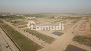 10 Marla Plot For Sale C-500 75ft Direct Access To 200ft  Lda City Lahore