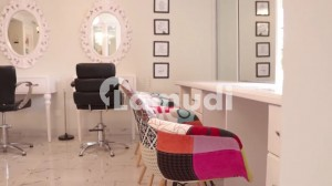 Space For Beauty Salon Or Related