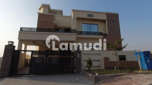 18 Marla Brand New Fully Furnished House With Basement Is Available For Sale In Bahria Town Phase 8