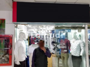 160 Square Feet Shop For Sale On 4th Floor In Peace Shopping Mall Gulberg Lahore