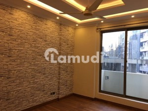 F11 Markaz Fully Renovated Flat 2 Bed Attach Bath Tv Lounge Kitchen 1750 Square Feet