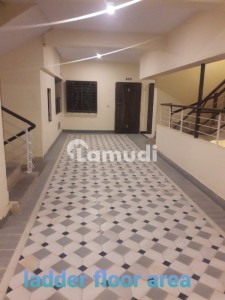 1150  Square Feet Flat For Rent In Beautiful Gadap Town