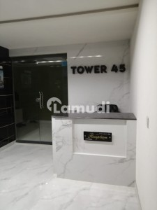 Flat Is Available In Faisal Town - F-18