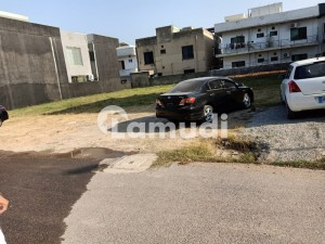 1-Kanal Very Reasonable Plot For Sale In E-11