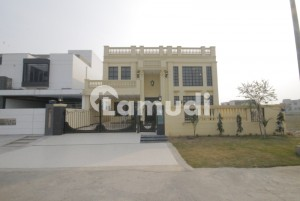 Classic Design 1 Kanal Brand New Bungalow For Sale